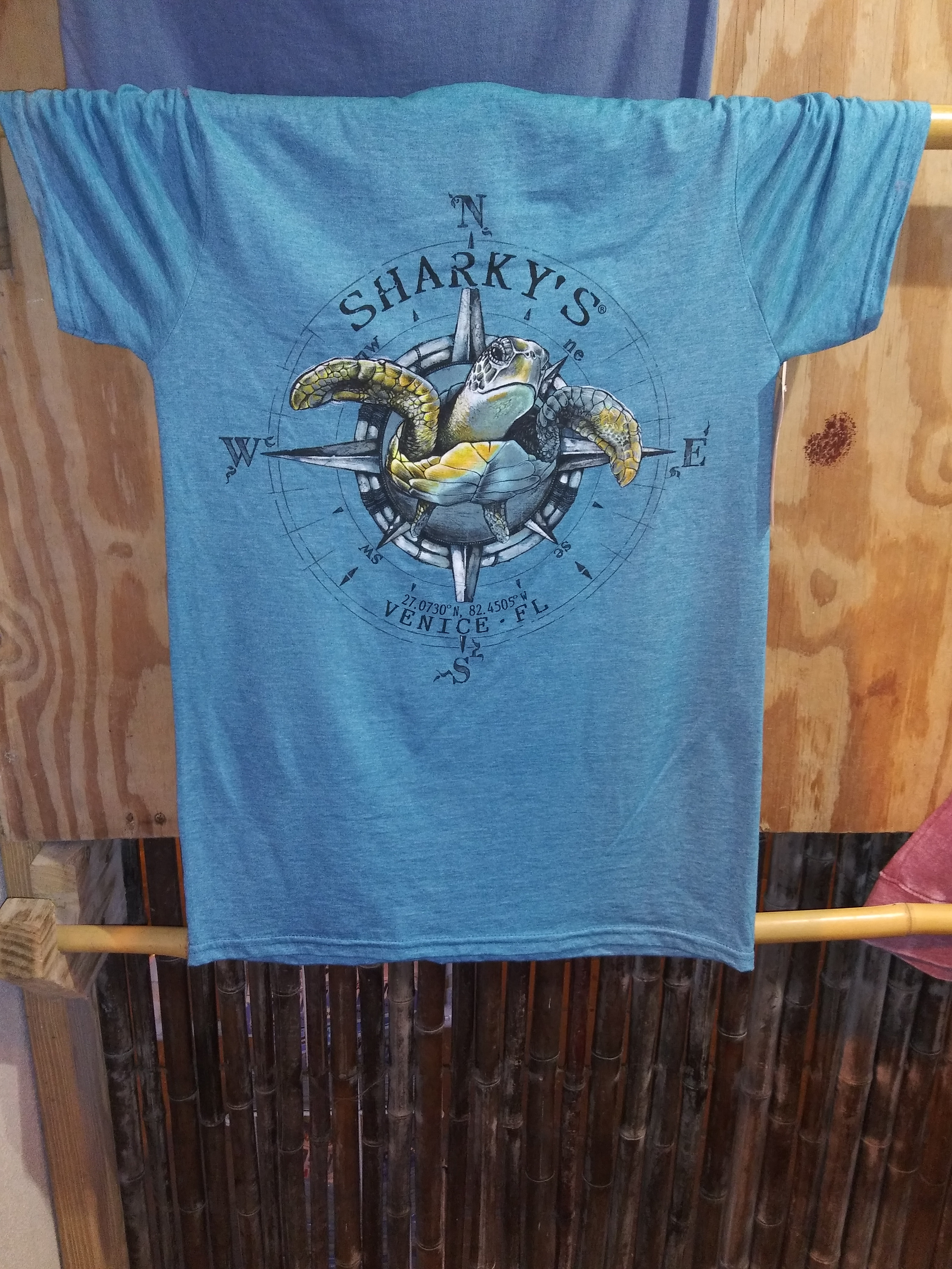 Compass Turtle T