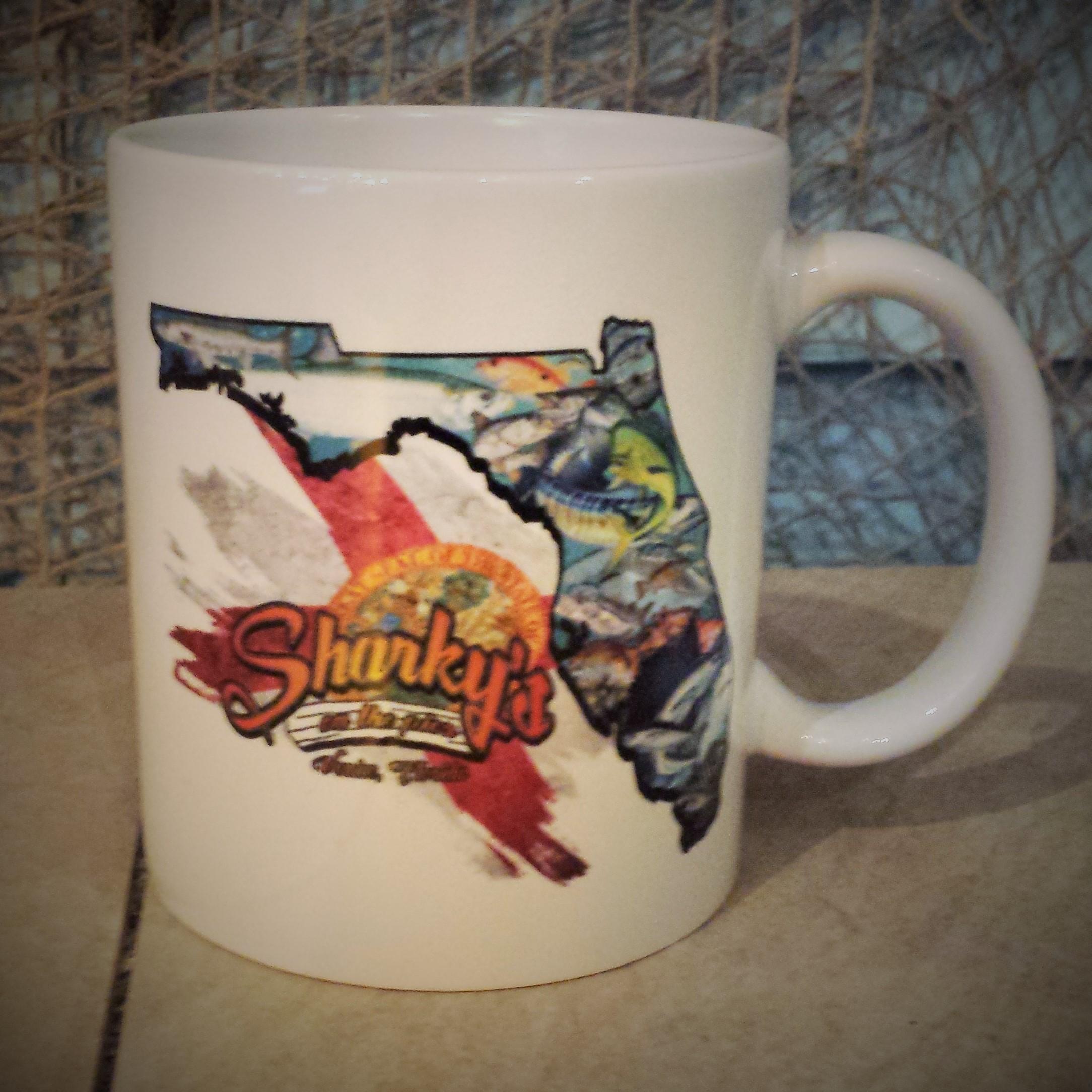 Sharky's Coffee mug