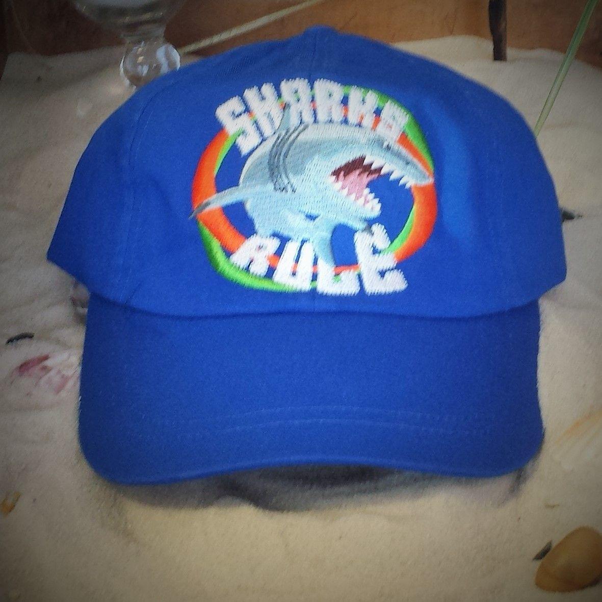 Shark's Rule Youth Cap