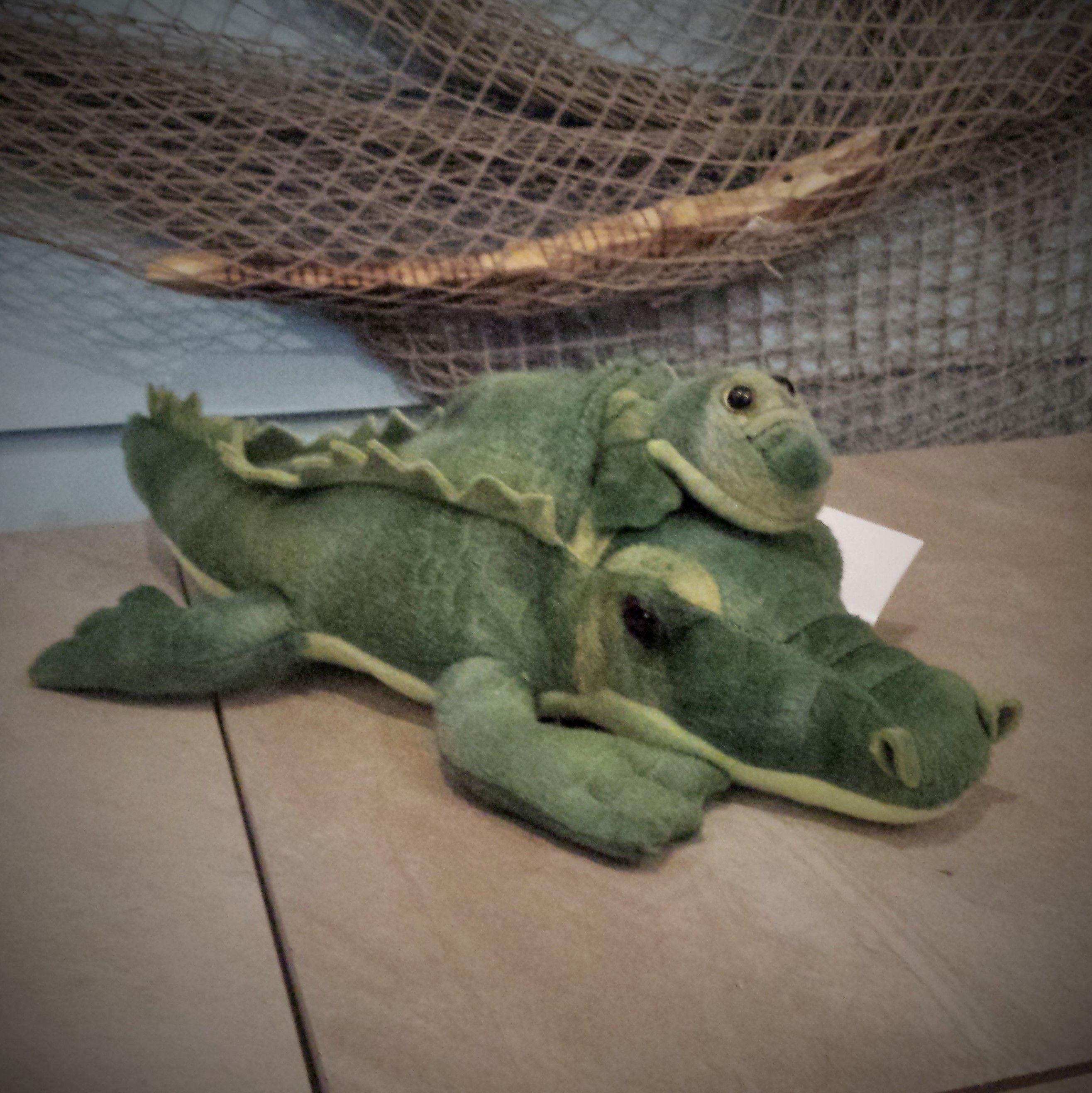 Baby Gator Plush