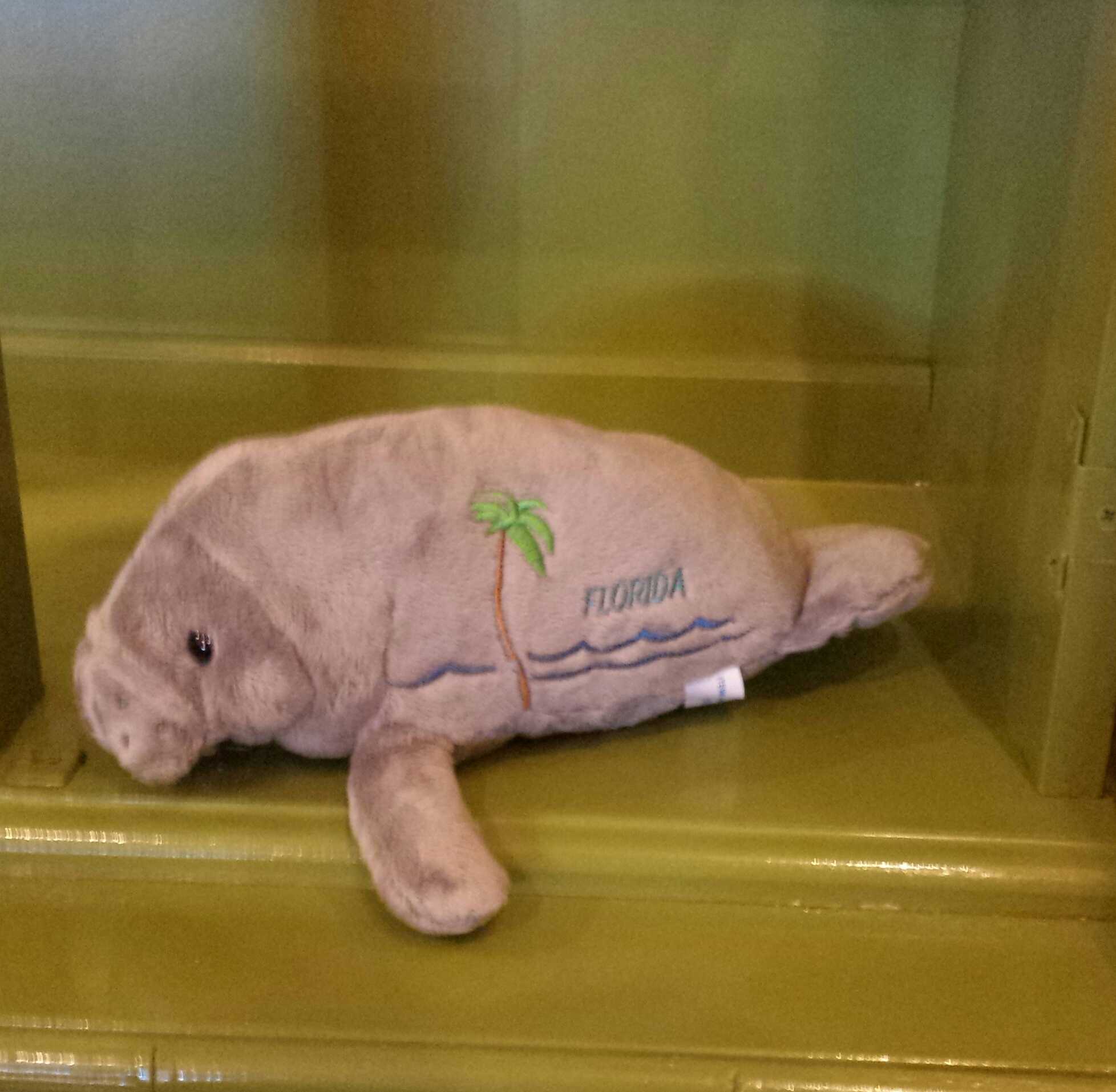 Florida Manatee Plush