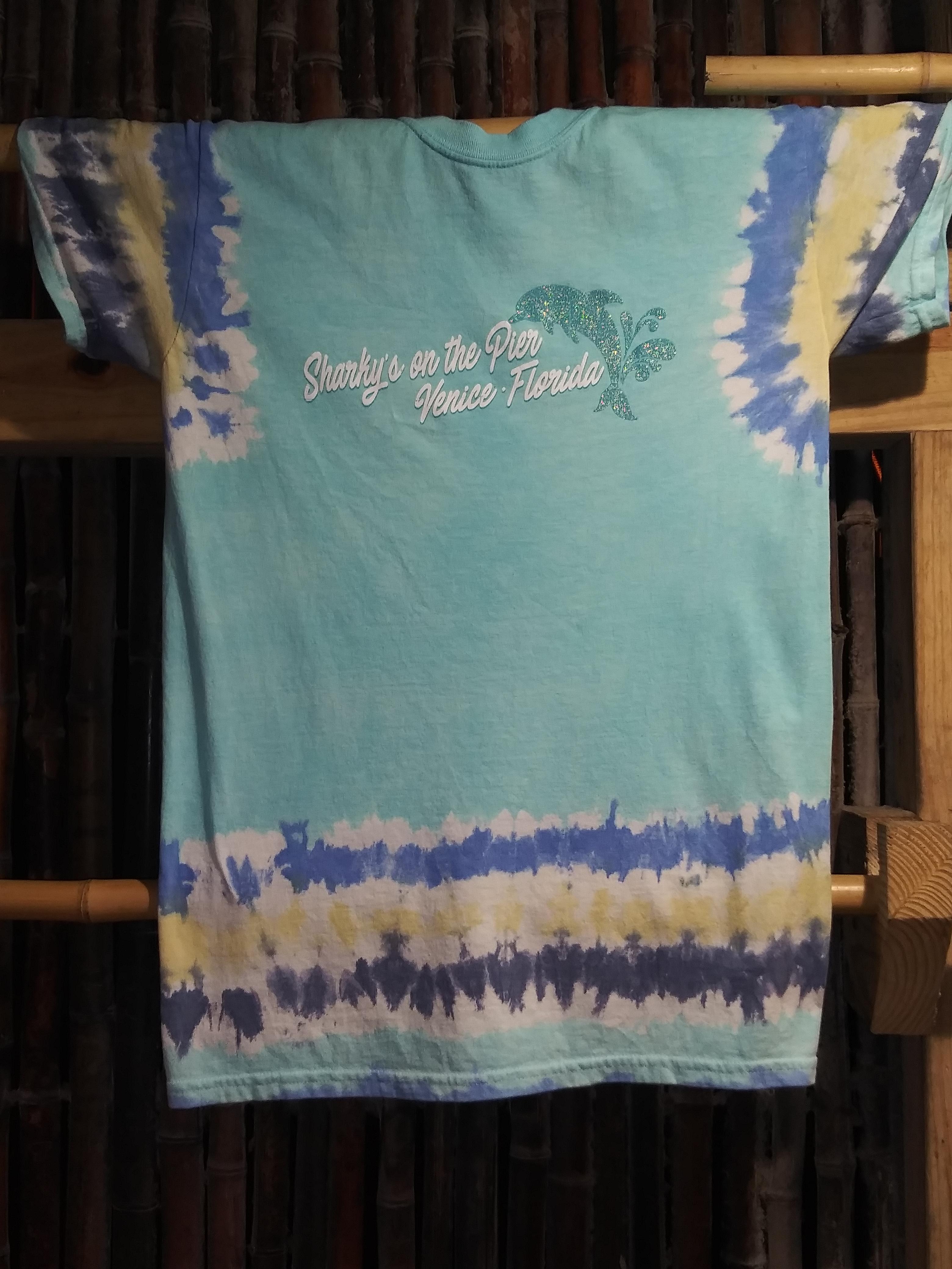 Women's Tye Dye T