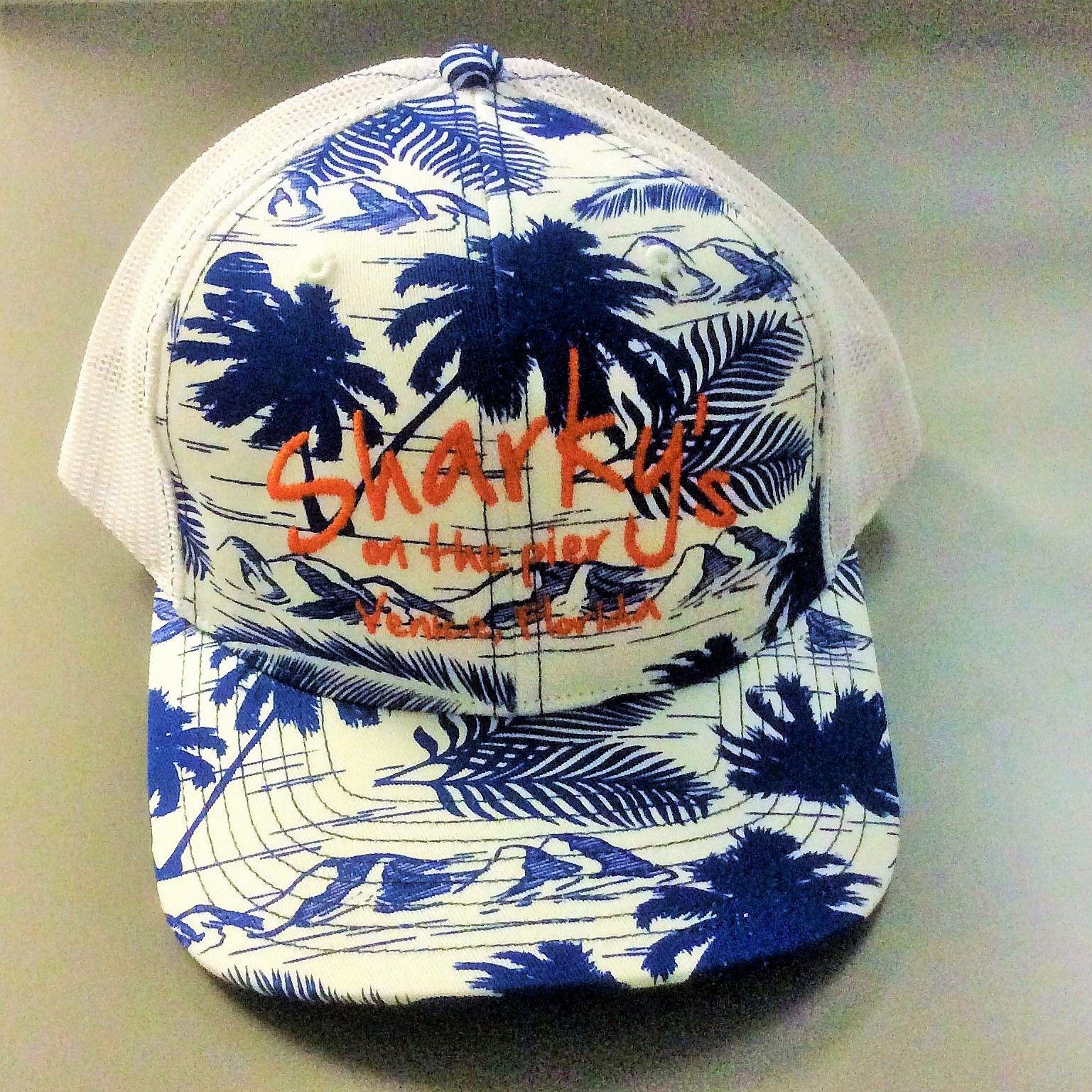 Mesh Palm Cap