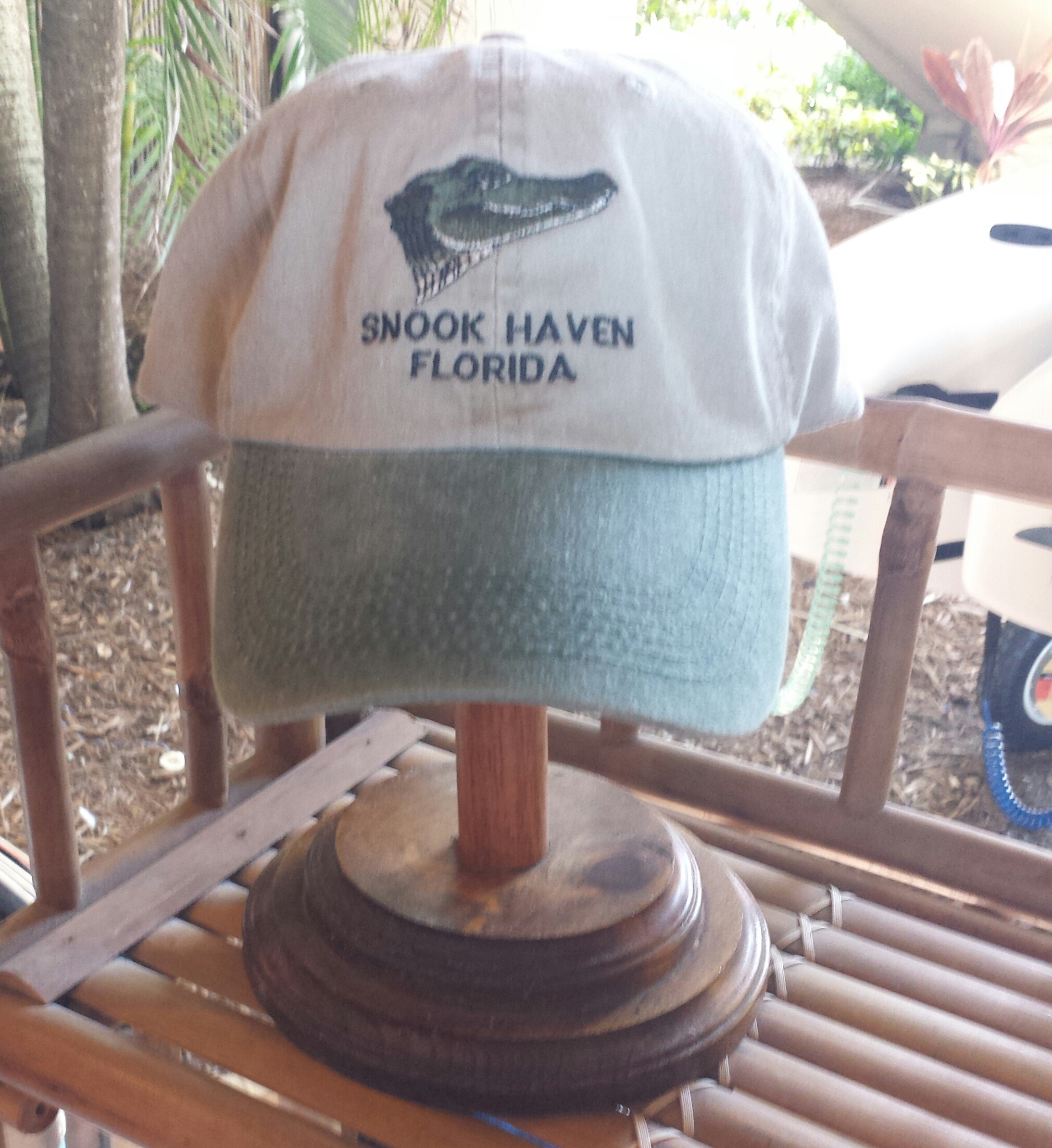 Snook Haven Ball Caps