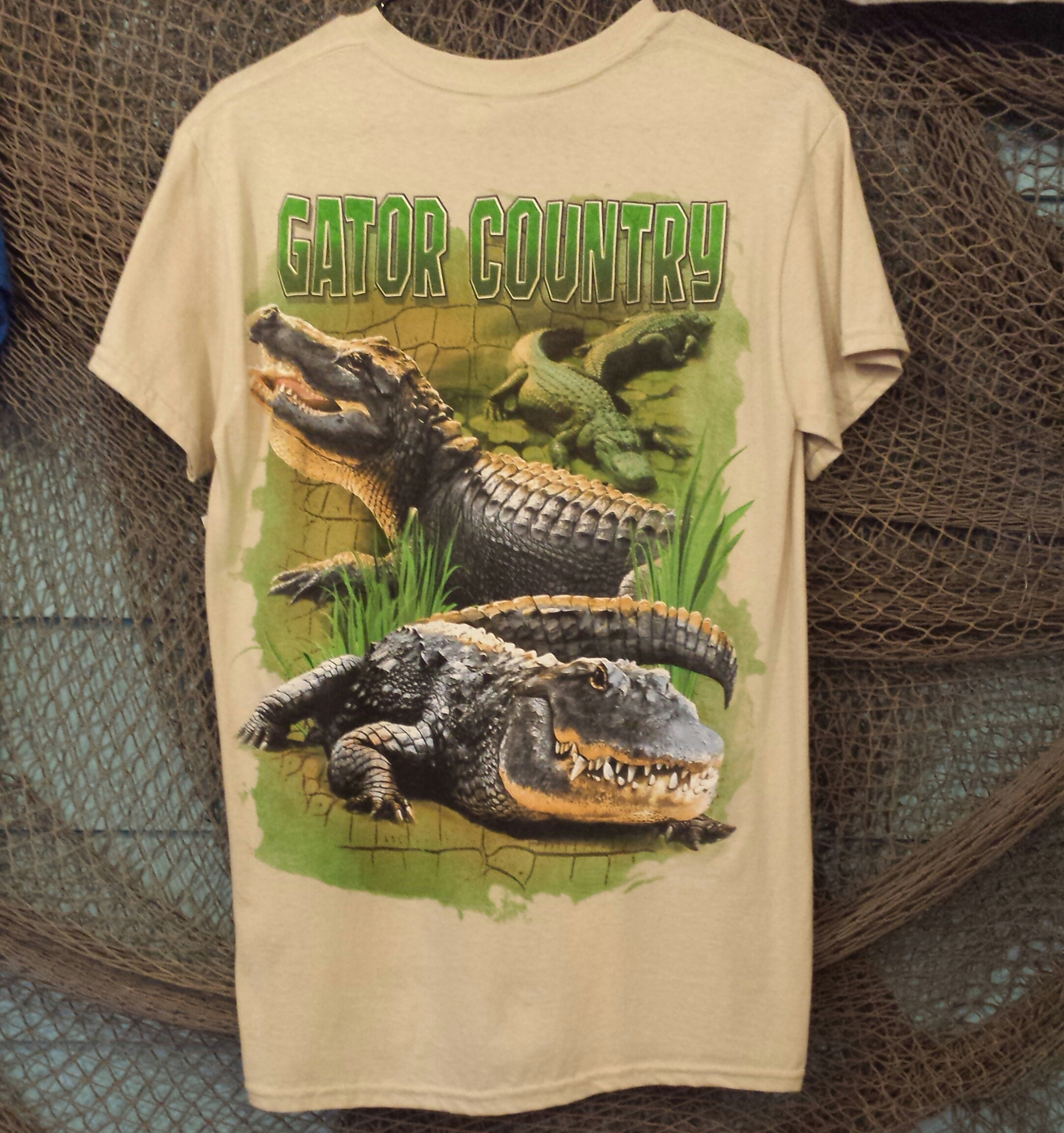 Snook Haven Gator Country T