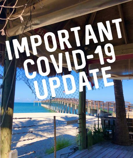 Sharkys COVID Update Small