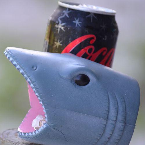 Shark Koozie