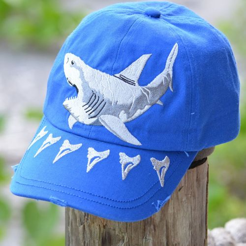 Youth Shark Tooth Hat
